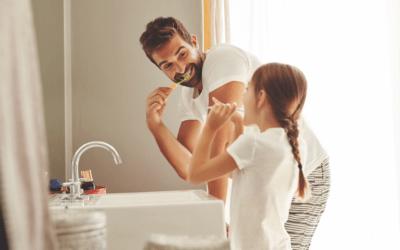 Consejos para que los pequeños se cepillen los dientes